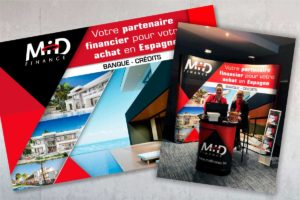 visuel stand MID Finance