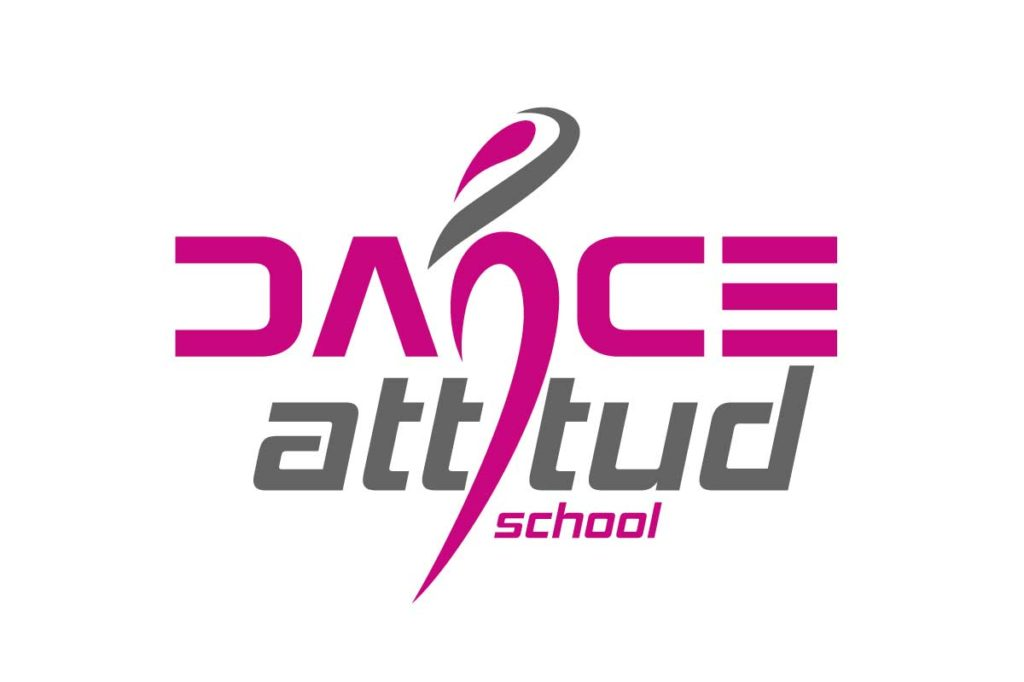 logo dance attitud school