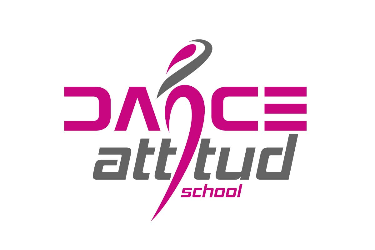 logo dance attitud school