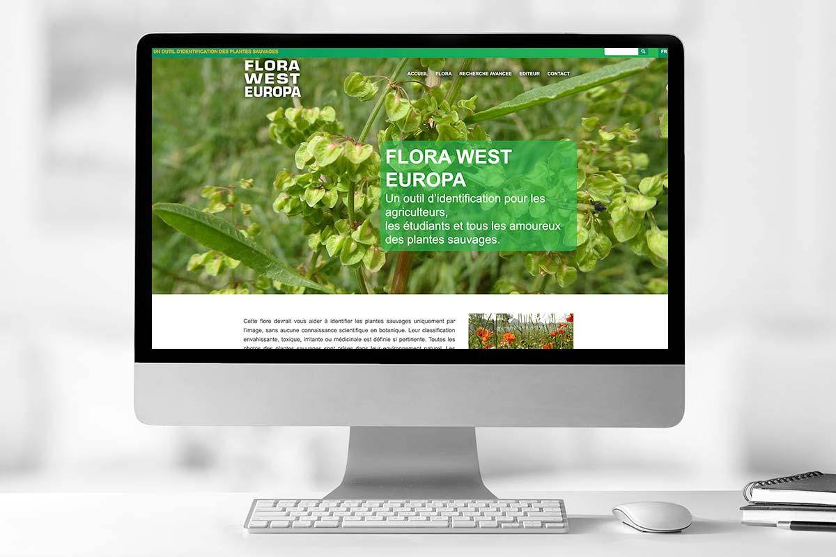 visuel site flora-west-europa