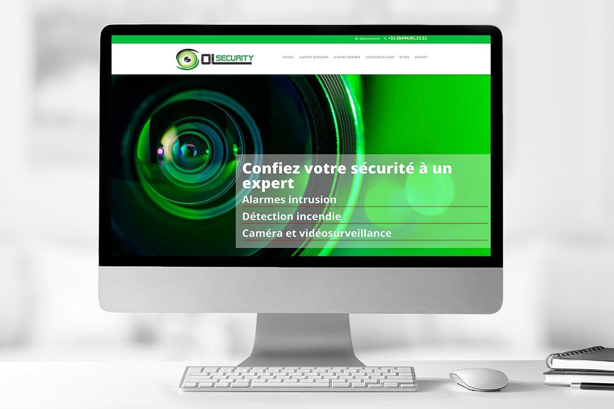 site internet OLSecurity